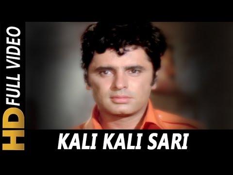 Kali Kali Sari | Mahendra Kapoor, Mukri | Upaasna  1971| Sanjay Khan, Mumtaz, Feroz Khan, Helen