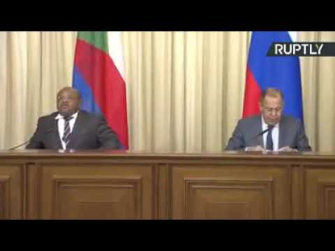 La Russie, la France et Comoros