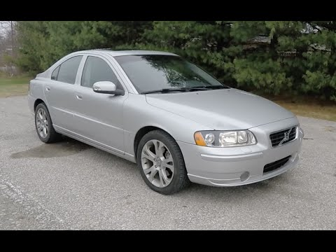 2009 Volvo S60 T5|18180C - YouTube