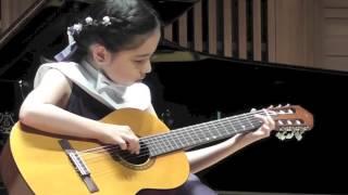 Sophie Guitar Recital