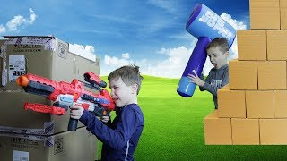 Twin vs Twin: Fortnite Battle Royale Challenge