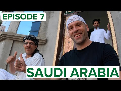 WHAT I FOUND Near The SAUDI/YEMENI BORDER! 🇸🇦INSIDE SAUDI ARABIA #7