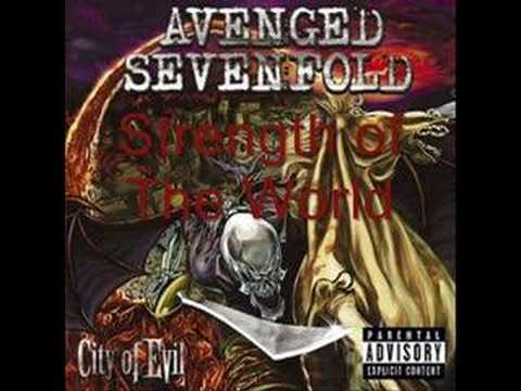 Strength of The World- Avenged Sevenfold- Chipmunks mp3