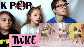 "TWICE(트와이스) ""LIKEY"" M/V Reaction!!! (캐나다 아이들 반응)"