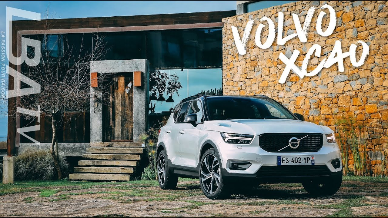 Essai Volvo Xc40 >> Essai Volvo Xc40 Ca Va Faire Mal Youtube