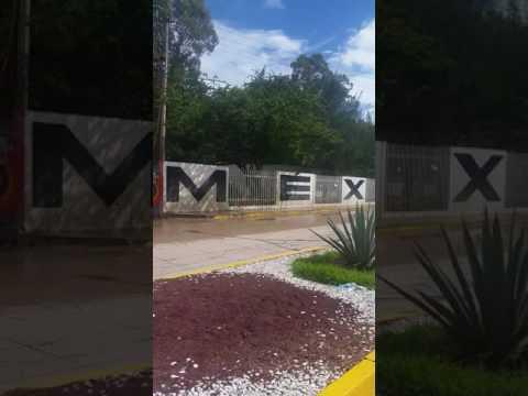 En mexico aoxaca de juarez
