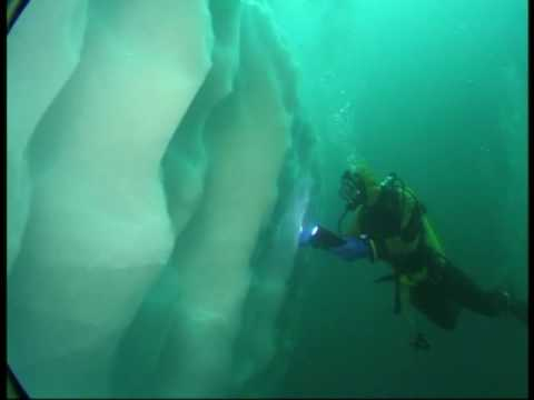 Close Encounters: Icebergs | Underneath the Iceberg