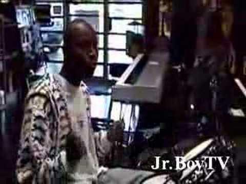 Jr.Boy at Holze Music Store, Part 3