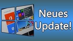 Windows 10 November 2019 Update NEUERUNGEN & Installation (Version 1909)