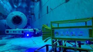 Sonardyne in Space -  Wireless Integrity Monitoring at NASA's Neutral Buoyancy Lab