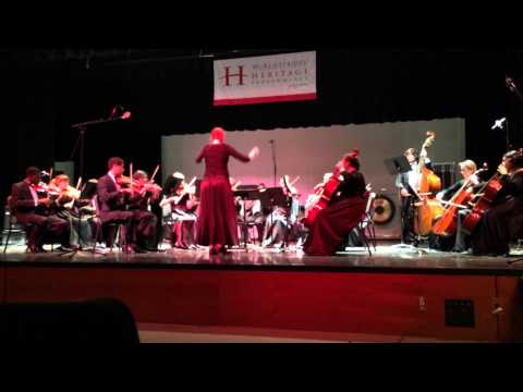 Lincoln Park Academy Orchestra (First Number) 2014