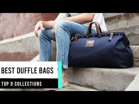 Best Duffle Bags For Travel In 2021 || Best Duffle Bags Review 2021