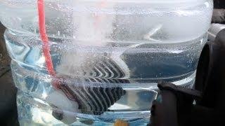 HHO Hydrogène à pile à Combustible Voiture de Conversion de BRICOLAGE Générateur de Gaz de Construire