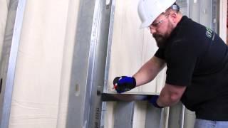 installing smartci around windows and doors