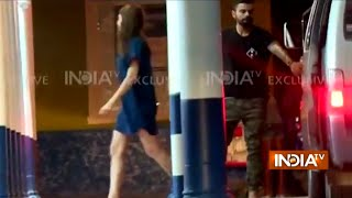 Virat Kohli-Anushka Sharma Caught Dating in West Indies After 2nd Test