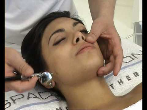 i-O2 oxygen - the face treatment