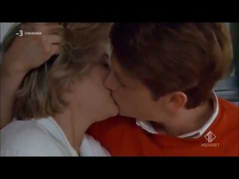 Michael J.  Fox movie kisses and romantic moments