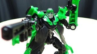 Transformers Age of Extinction Deluxe CROSSHAIRS: EmGo