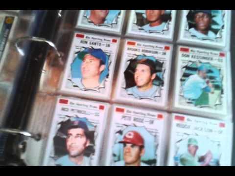 1970 Topps Baseball Card Set