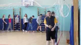 11 класс на  физкультуре