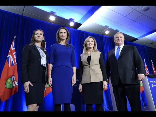 "Tanya Granic Allen says she aims to be a voice for those who felt ""disenfranchised"" by former Ontario PC leader Patrick Brown. Leadership candidates for Ontario's Progressive Conservatives spoke after their second debate on Wednesday. (The Canadian Press)"