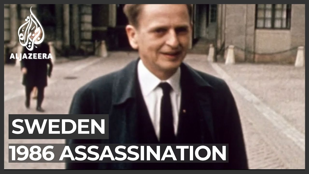 Sweden Drops Probe Into Unsolved 1986 Murder Of Pm Olof Palme Youtube
