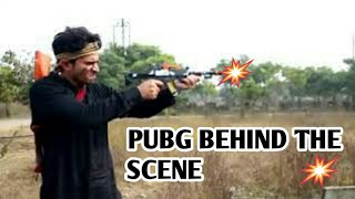 PUBG BEHIND THE SCENE || R2H PUBG SHOOTING SCENE || PUBG R2H || R2H NEW VIDEO 2019 || ROUND2HELL
