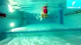 Марина (4 года) Обучение плаванию Санкт-Петербург Спб