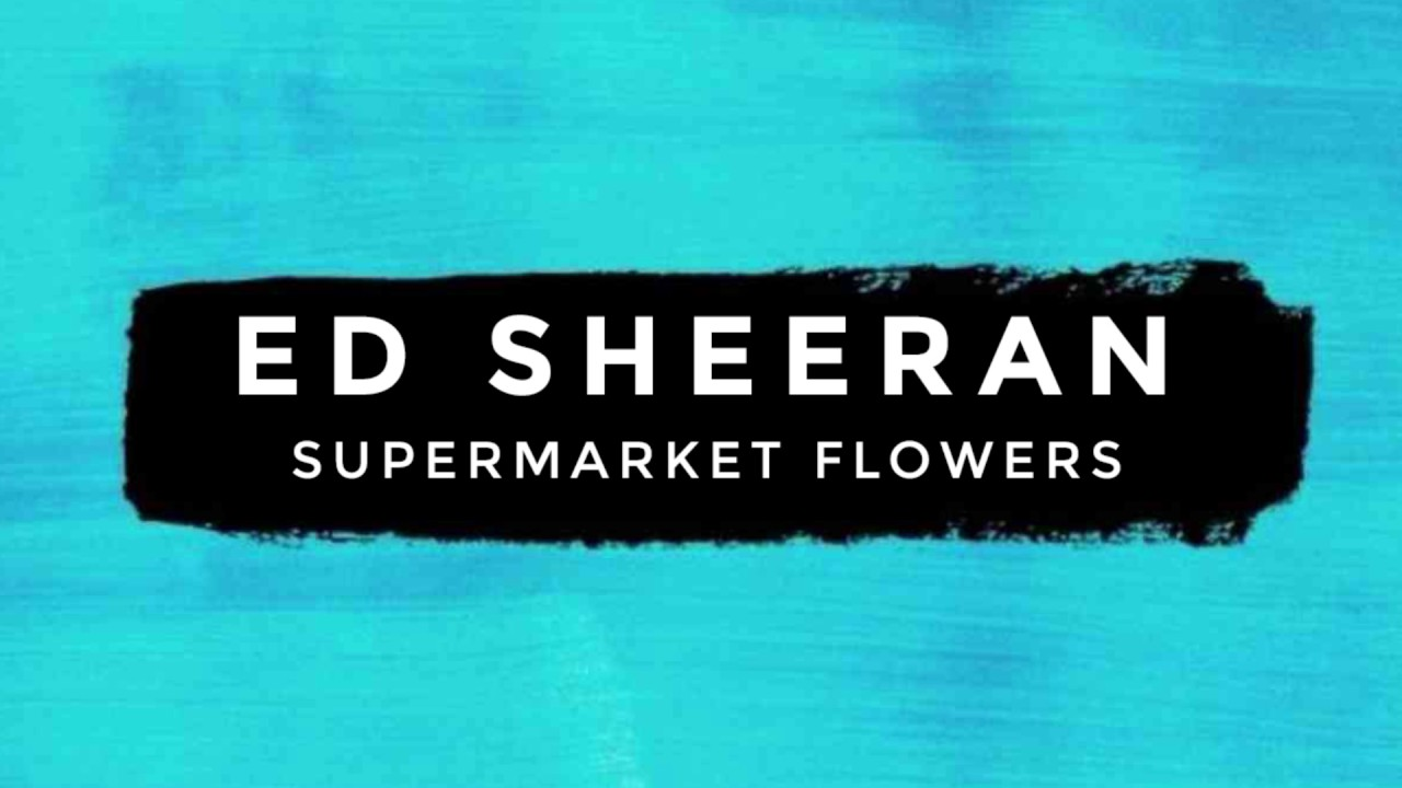 Ed Sheeran Supermarket