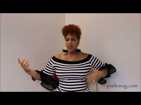 INTERVIEW: Tina Campbell - Too Hard Not To & It's Still Personal Album - Parlé Mag