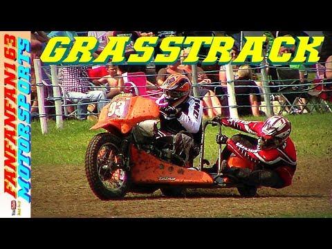 Frittenden Grasstrack: Battle of Britain -1000 LH Sidecars