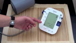 Review do tensiómetro Omron M10-IT