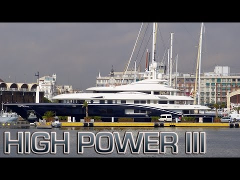 Super Yacht High Power III [HD]