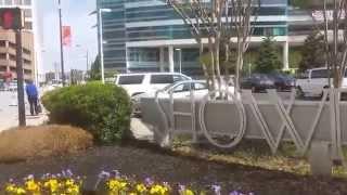 Highpoint, North Carolina. Furniture Capital.