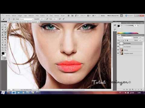 🖥✍Retoque Fotográfico En Photoshop | Retoque De Fotografía Profesional | Separación de Frecuencias from YouTube · Duration:  24 minutes 11 seconds