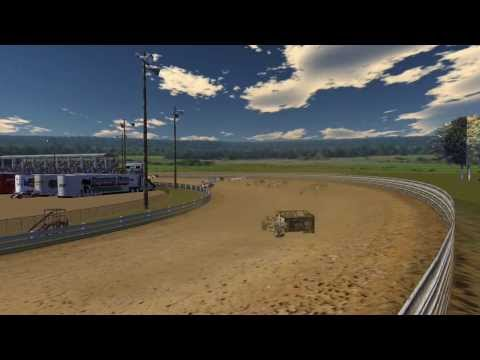 SDDQ SELINSGROVE SPEEDWAY 75 LAPS