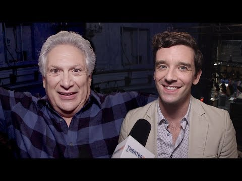Michael Urie, Mercedes Ruehl, and More Carry the Torch for Torch