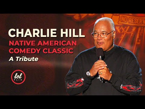 Charlie Hill • Remembering A Native American Comedy Legend | LOLflix