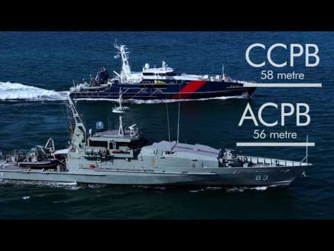 Austal - The Australian Shipbuilder - Corporate Video