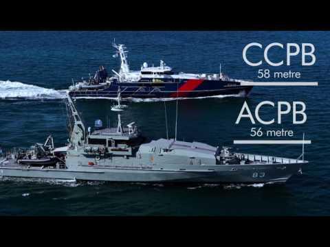 Austal - The Australian Shipbuilder - Corporate Video