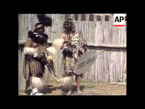 South Africa - Zulu Wife-Picking Festival