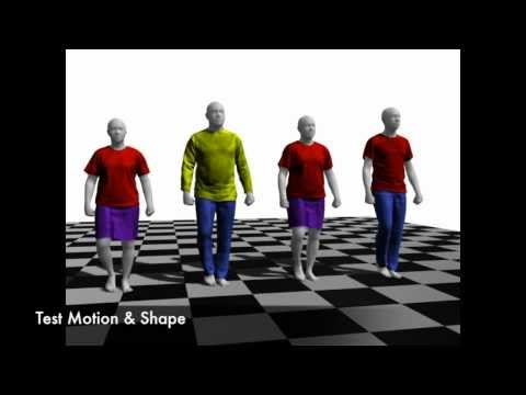 DRAPE : DRessing Any PErson (SIGGRAPH 2012)