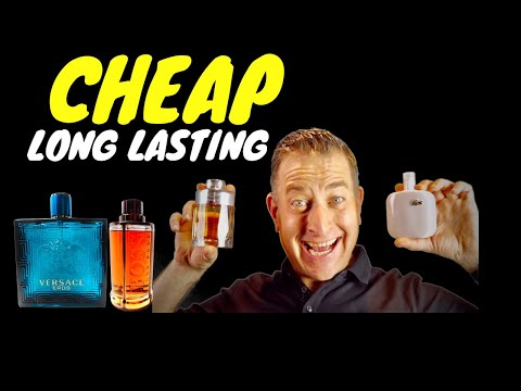 Expensive Smelling Long Lasting Cheap Fragrances
