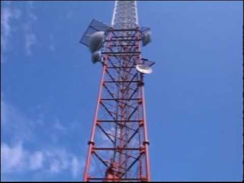 KVLY TV tower - FORMER tallest structure in the world