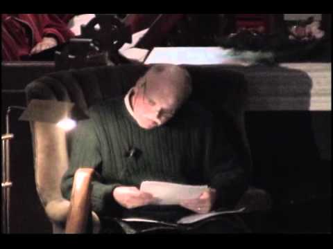 Reading of Dickens A Christmas Carol - Part 9