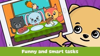 Shapes and Colors for babies - Educational Education - Videos Games for Kids - Girls - Baby Android