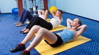 Упражнения при остеопорозе позвоночника