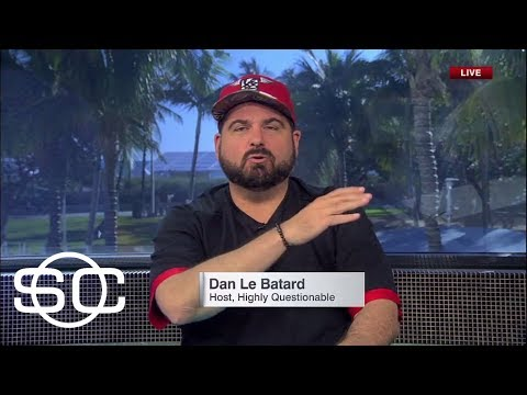 Dan Le Batard on LeBron James: He's the best I've ever seen | SportsCenter | ESPN