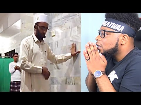 CATHOLIC REACTS TO Imam Continues Salah During Earthquake - Subhannallah