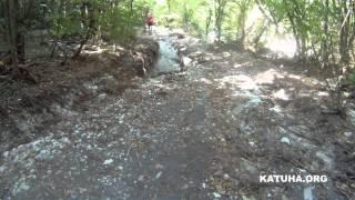 Геленджик, вело покатушка на  гору Дооб(, 2012-09-26T14:41:35.000Z)